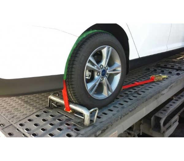 Conjunto tensor para porta coches de 25 mm modo de uso
