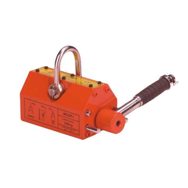 Sistema de elevación magnético manual