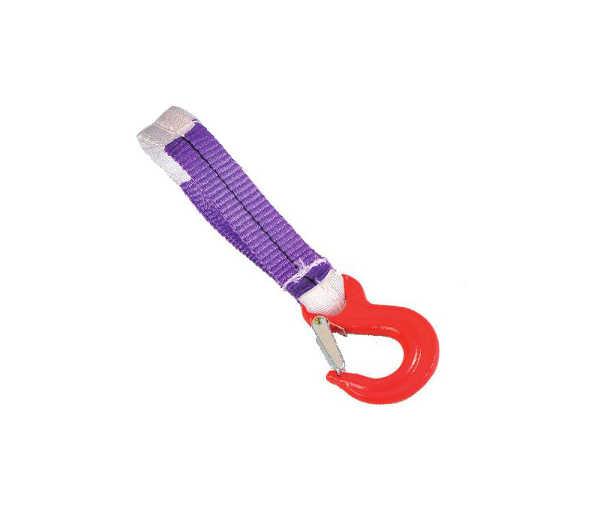 Gancho reductor para trapecios Ideal para remolcar coches cuyo gancho es demasiado pequeño para el gancho del cabestrante.