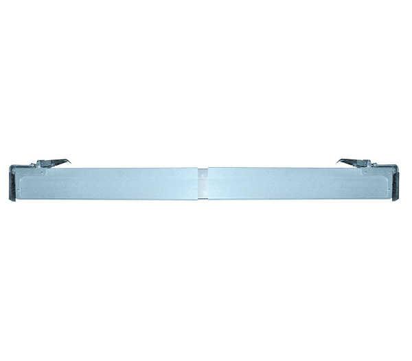 Tabique móvil interior de camión. Son listones metálicos con tensores en los extremos que se ajustan alrededor de una carga entre las paredes interiores de un camión.
