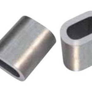 Casquillos de aluminio