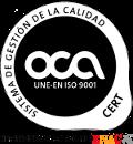 Certificación en ISO-9001:2008
