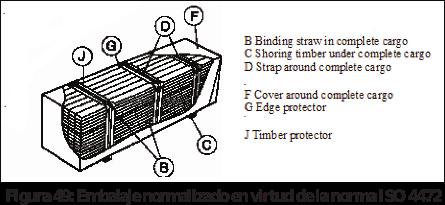 Figura 49: Embalaje normalizado en virtud de la norma ISO 4472